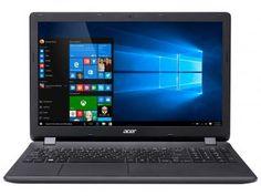 "Notebook Acer Aspire ES1-531-CORK Intel Quad Core - 4GB 500GB LED 15,6"" Windows 10"