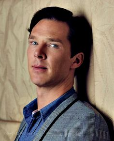 Benedict Cumberbatch...  Cause one more picture is never enough.