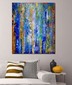 Buy Organic Color Fusion 2 by Nestor Toro, Acrylic painting by Nestor Toro on Artfinder. Discover thousands of other original paintings, prints, sculptures and photography from independent artists.