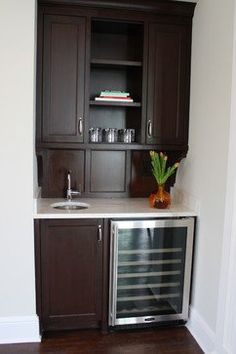 Kitchen Mini Dry Bar Ideas | Small Wet Bar Design Ideas, Pictures, Remodel,