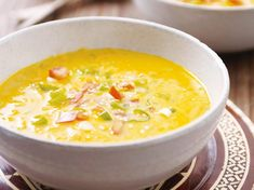 Soup Recipes Vegetarian - New ideas Super Healthy Recipes, Vegetarian Recipes, Clean Eating, Healthy Eating, Good Food, Yummy Food, Soup Kitchen, Soup And Sandwich, Eat Smarter