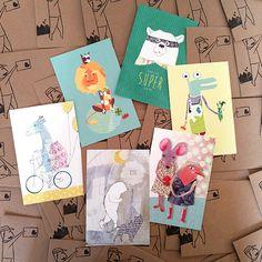 Pakket Kids – 6 kaarten