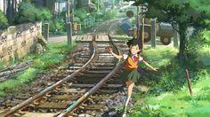 The Children Who Chase Lost Voices or Agartha Studio Ghibli Characters, Studio Ghibli Movies, Lost Voice, The Voice, Hoshi O Ou Kodomo, Makoto Shinkai Movies, Anime Disney, Venus In Libra, Garden Of Words
