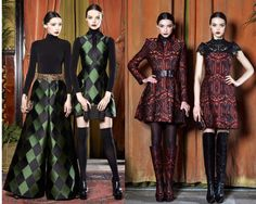 Stacey Bendet's Fall 2015 Collection for Alice + Olivia - NYFW