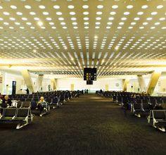 Aeropuerto Internacional de la Ciudad de México (MEX) in Ciudad de México, Distrito Federal