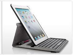 Versavu Keyboard and Case for Apple iPad 2 #luvocracy #design