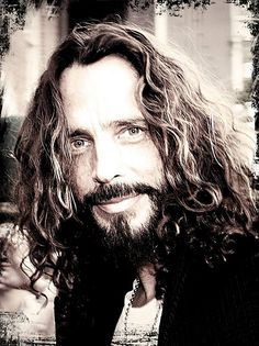 Chris Cornell - ladies in your 30s & 40s... can I get an amen?!