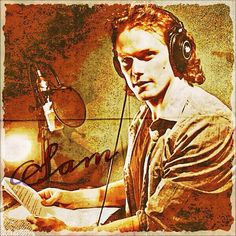 Wish you all a lovely Samday! #Outlander  #SamHeughan  @LallyFawn  @1sa3  @CovaBroch  @Candida_LN  @lindatellier3