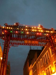 Chinatown. by lemony snicket., via Flickr