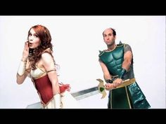 Do You wanna date my avatar? Promotional song for the web series The guild, with Felicia Day.