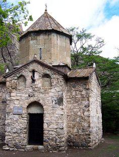 Patara Ateni Sioni, near Gori, Shida Kartli, Central Georgia
