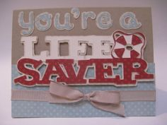 Courtney Lane Designs: You're a LIFESAVER! using Pack Your Bags and Martha Stewart Birthday Cake Art