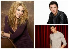 Days' Chad Races to Save Abigail from Ben: Kate Mansi, Billy Flynn and Robert Scott Wilson
