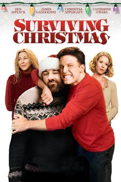 """Um, great cast. And it's a holiday movie. Done and done. """"Surviving Christmas"""" #movie #christmas"""