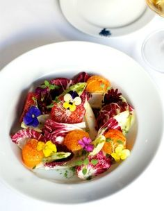 Endive, Citrus, and Fennel Salad -