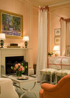 Decorating Tips from Interior Designer Gary McBournie - Traditional Home®  I like his style!