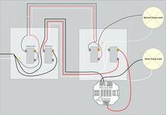 New Wiring A Light Switch Diagram Diagram Wiringdiagram Diagramming Diagramm Visuals Visualisati Light Switch Wiring 3 Way Switch Wiring Three Way Switch