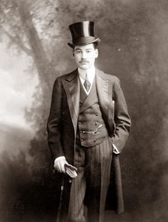 "107~Tycoon ""ALFRED VANDERBILT"" The 1st Richest Man in America."