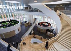 ArchitectureWeek Image - College in Copenhagen