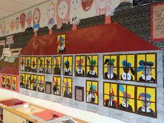 Afbeeldingsresultaat voor sinterklaas versiering school