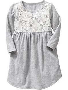 Shirttail-Hem Dresses for Baby | Old Navy