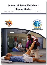 The Journal of Sports Medicine & Doping Studies (JSMDS) elaborates the importance of Sports and the Idea about Doping in sports is essential in the field of Sports. The contents of the journal ensures full text, quality controlled concordant format and also renders the authoritative summaries of substantial novel developments by the researchers including critical evaluation of advanced innovative methods and techniques.