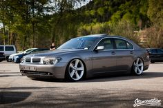 BMW e65/66/67/68 7-Series (2001-2008)