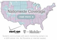 SimpliSafe has you covered anywhere in the U.S.A with with the Verizon and T-Moble networks