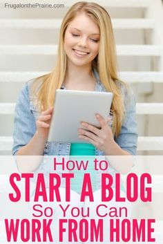Want to know how to start a blog and make money? Follow my tutorial to set up your site so you can impress the online world and earn an income online!