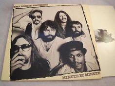 DOOBIE BROTHERS--Minute By Minute LP -