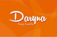 Daryna | Imagen Corporativa