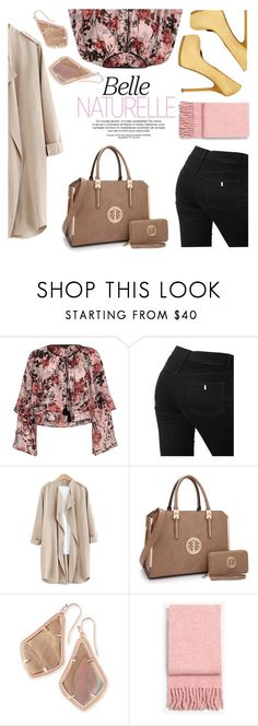 """""""Fall look"""" by espiexpress ❤ liked on Polyvore featuring River Island, STELLA McCARTNEY, Kendra Scott, rag & bone and chic"""