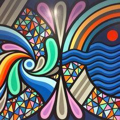 x brad eastman #graphicdesign #design #streetart #art #graffiti #graffitart #mural #illustration #handdrawn