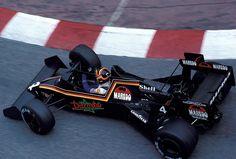 1984 Tyrrell 012 - Ford (Stefan Bellof)