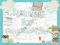 Fishing for Comprehension product from TeacherGoneHomeschool on TeachersNotebook.com