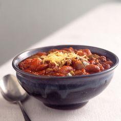 All-American Chili Recipe | MyRecipes.com
