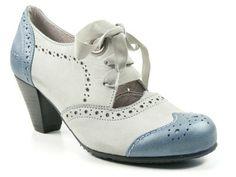 Dkode Schuhe Damen Pumps New Olympe grau blue grey