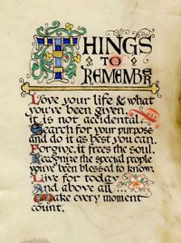 Celtic Card Company presents the illustrated manuscripts of artist Kevin Dillon Great Quotes, Quotes To Live By, Me Quotes, Funny Quotes, Humour Quotes, Motivational Quotes, Irish Quotes, Irish Sayings, Encouragement