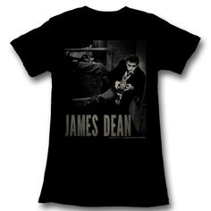 """Checkout our #LicensedGear products FREE SHIPPING + 10% OFF Coupon Code """"Official"""" James Dean T-Shirt womans - James Dean - T-shirt - Price: $24.99. Buy now at https://officiallylicensedgear.com/james-dean-t-shirt-womans-jd5134j"""