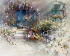 Willem Haenraets Paintings 148, Art Print, Oil Painting, Art Pictures