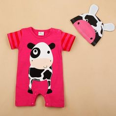 Cartoon Animal Baby Rompers – AiHome Store  $10.85/pc  https://aihome-store.myshopify.com/collections/children-clothes/products/cartoon-animal-baby-rompers