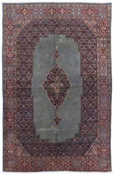 Original Handmade Naturel Over Dyed Persian Rug