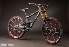 I would start mountain biking again if I owned one of these.