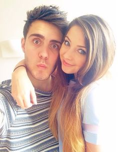 Cutest couple (: Alfie and Zoe  #ZALFIE!!!