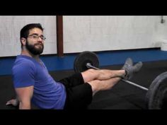 Video: Mobility for the Start and Bottom in Olympic Weightlifting