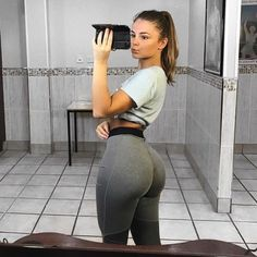 INSPIRATIONAL GYM GIRLS WITH DREAM BODIES - October 05 2017 at 10:49AM  : Health Exercise #Fitspiration #Fitspo FitFam - Crossfit Athletes - Muscle Girls on Instagram - #Motivational #Inspirational Physiques - Gym Workout and Training Pins by: CageCult