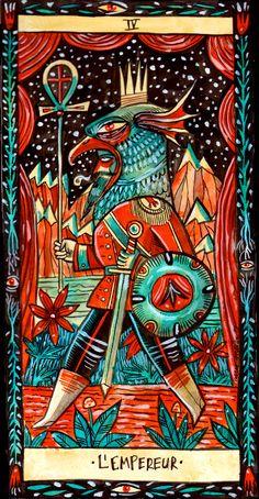 Bonne Aventure Tarot, unfinished www. The Emperor Tarot, Klimt, Arte Black, Le Tarot, Divination Cards, Art Carte, Tarot Major Arcana, Tarot Card Meanings, Cartomancy