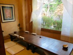 Sometimes you just need to sit on the floor and eat:) At Nwijo Restaurant housed in a traditional hanok.