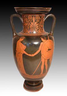 440-430 BC Attic Neck Amphora