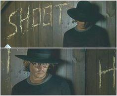 """John Shooter takes over """"Secret Window"""""""